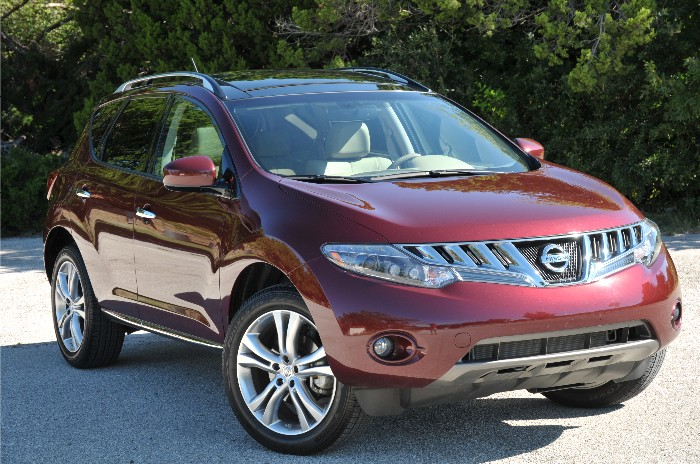 Nissan Murano: Premium Crafted Crossover