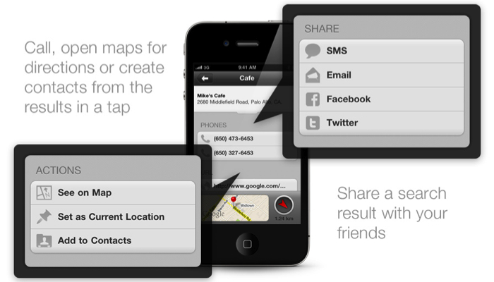 iPhone App Review: Localscope GPS App