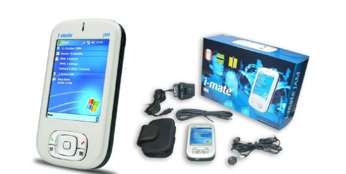 First Look: I-Mate JAM Pocket PC  First Look: I-Mate JAM Pocket PC