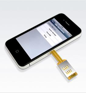 iPhone Gear Review: Q-SIM Dual SIM Adaptor for iPhone4