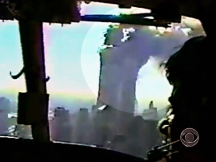 New 9/11 Footage from NYC Police Helicopter Released