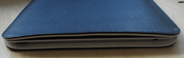 Review- Power Support Sleeve: Designed for the iPad 1, Works Great with the iPad 2!