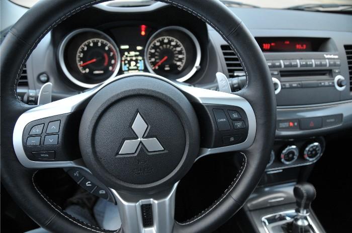 GearDiary Mitsubishi Lancer Sportback Ralliart: More Than Just an Evo-Lite