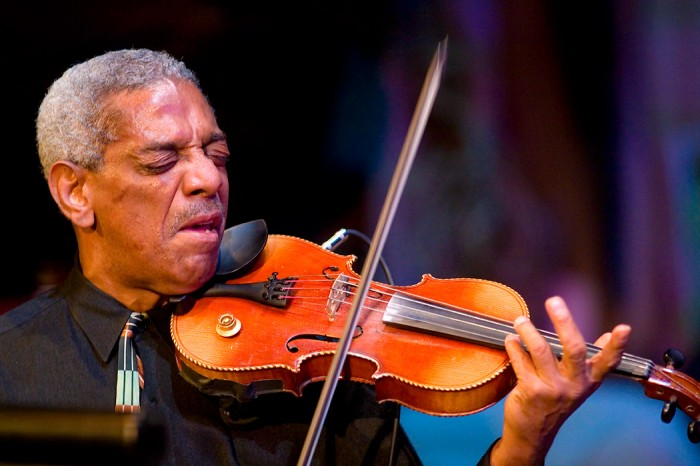 R.I.P. Jazz Violinist Billy Bang and Video Game Pioneer Jerry Lawson