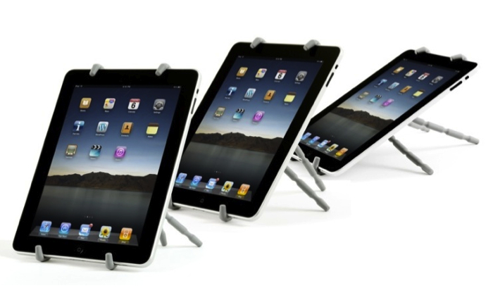 iPad Accessory Review: Breffo SpiderpodiumTablet  iPad Accessory Review: Breffo SpiderpodiumTablet