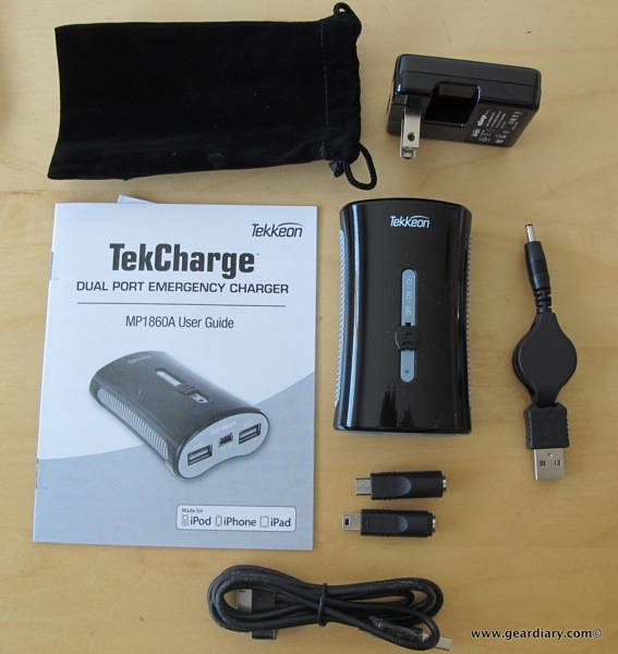 Review: Tekkeon TekCharge MP1860A Dual Port Power Pack  Review: Tekkeon TekCharge MP1860A Dual Port Power Pack  Review: Tekkeon TekCharge MP1860A Dual Port Power Pack  Review: Tekkeon TekCharge MP1860A Dual Port Power Pack