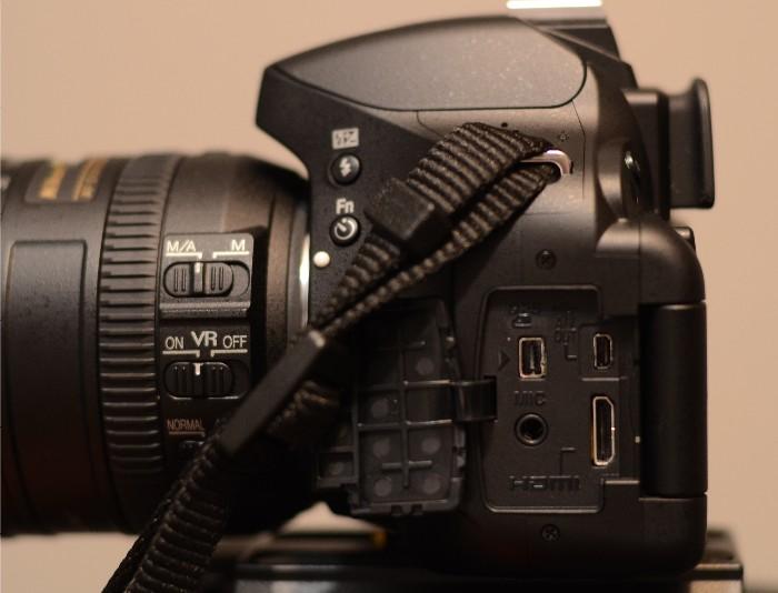 HDSLR, Part 3: Enter the new Nikon D5100