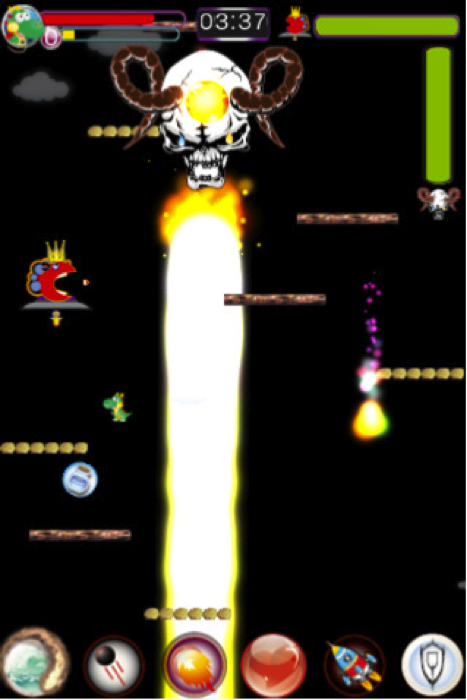 HellOut!-Volcano Adventures for iPhone/Touch
