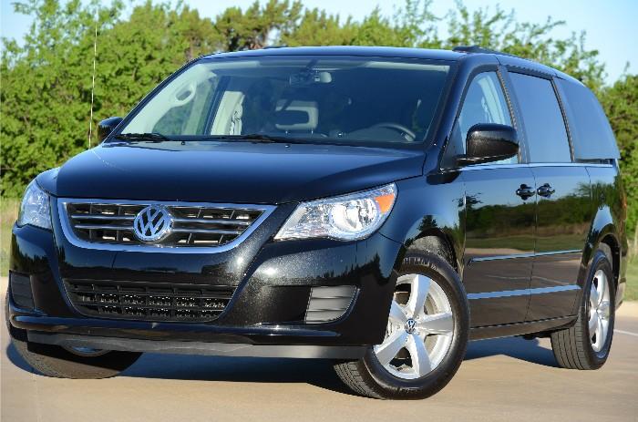 GearDiary 2011 Volkswagen Grand Caravan ... or is it the Chrysler Routan?