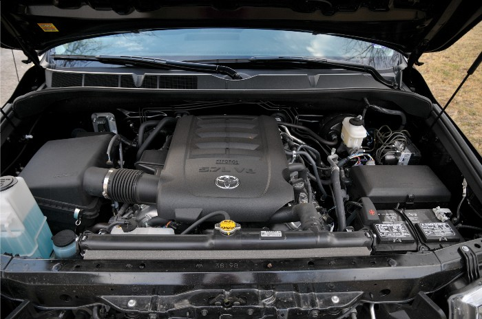 Toyota Tundra Up To Snuff