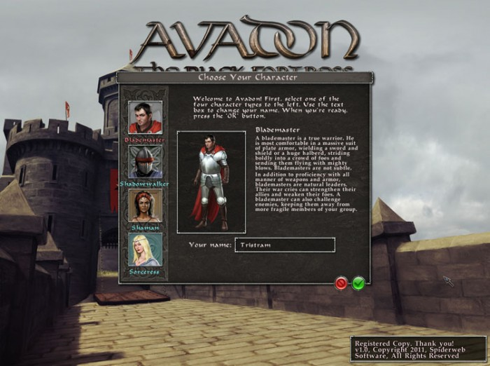 GearDiary iPad Game Review: Avadon: The Black Fortress