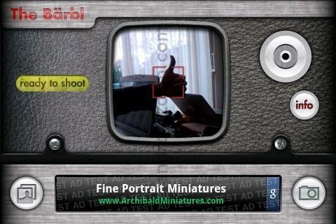 Android App Review: Retro Camera Review