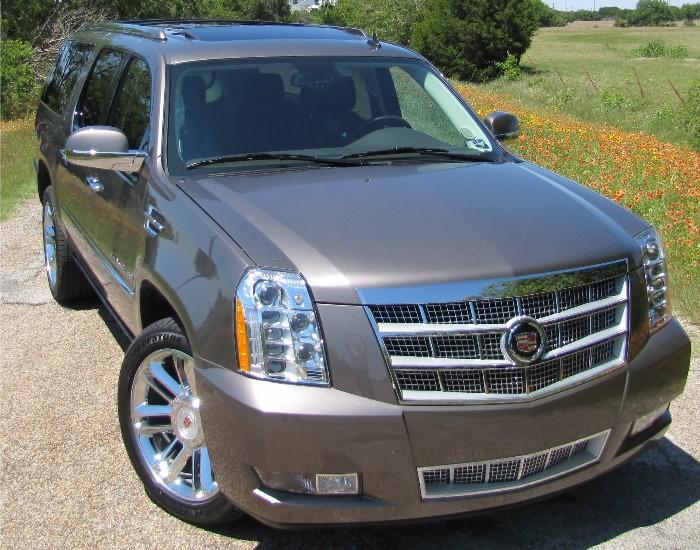 2011 Cadillac Escalade ESV a Real 'Stunner'  2011 Cadillac Escalade ESV a Real 'Stunner'  2011 Cadillac Escalade ESV a Real 'Stunner'  2011 Cadillac Escalade ESV a Real 'Stunner'  2011 Cadillac Escalade ESV a Real 'Stunner'