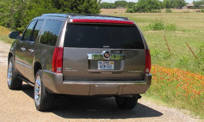 2011 Cadillac Escalade ESV a Real 'Stunner'  2011 Cadillac Escalade ESV a Real 'Stunner'