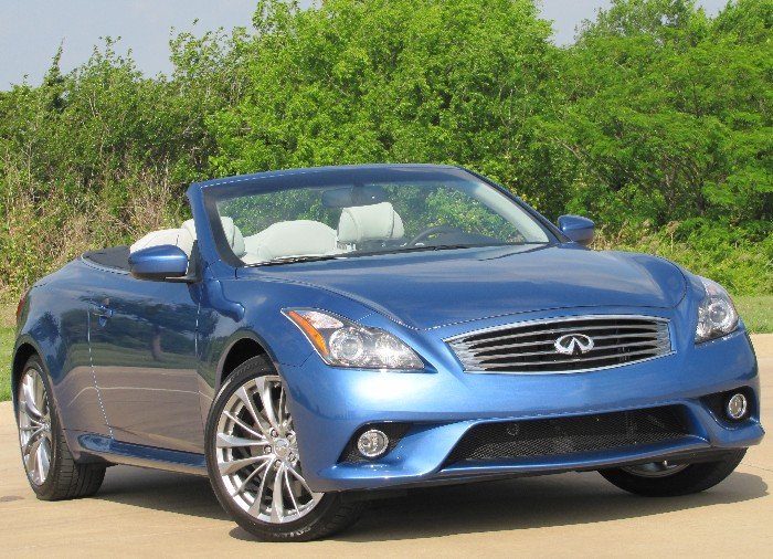 Infiniti's Endless Summer: 2011 G37 Convertible