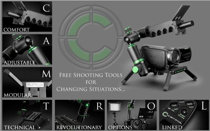 Camtrol Expands Camera Control