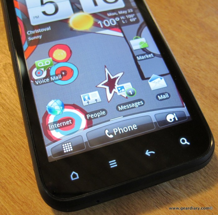 Android Device Review: HTC Verizon DROID Incredible 2  Android Device Review: HTC Verizon DROID Incredible 2
