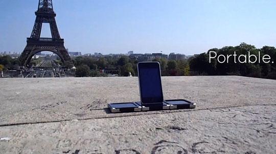 B-Squares Makes Solar Power Flexible