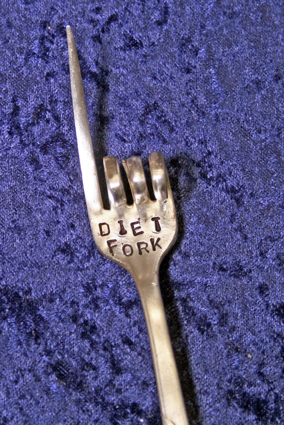An Ingenious Dieting Tool: The Diet Fork