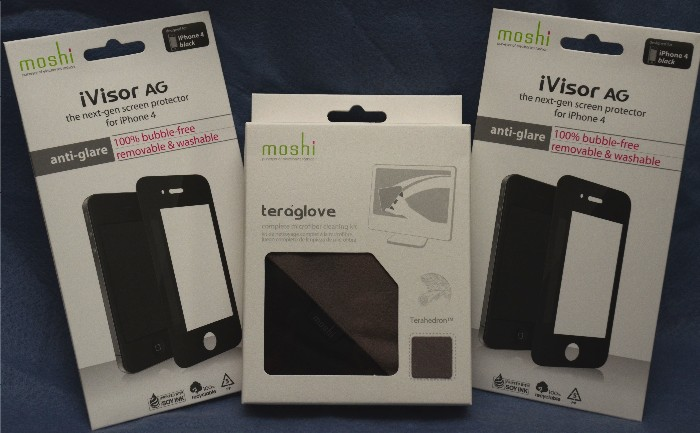 GearDiary Moshi iVisor AG for iPhone4 Review: It Works!