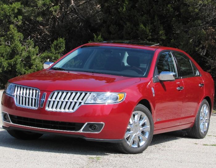 Sedans Lincoln Cars
