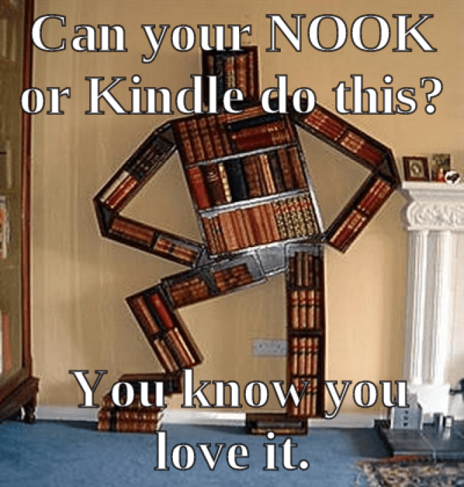 Rumors and Speculation Nook eBooks