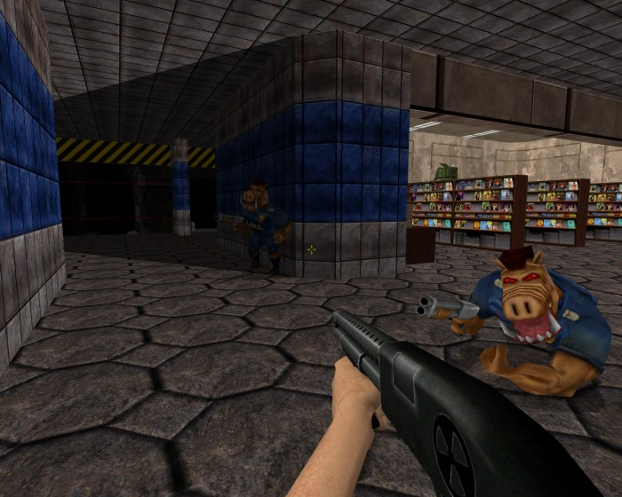 Gear Games Retrospective: Duke Nukem 3D (1996, FPS)  Gear Games Retrospective: Duke Nukem 3D (1996, FPS)