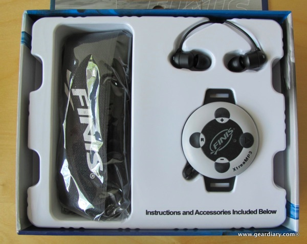 Sports Gadget Review: Finis XtreaMP3 Wayerproof MP3 Player