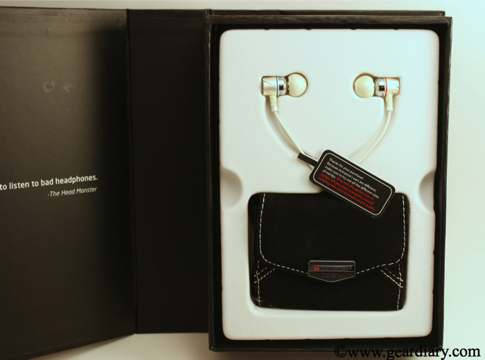 Review: Monster Turbine Pearl High Performance In-Ear Speakers  Review: Monster Turbine Pearl High Performance In-Ear Speakers  Review: Monster Turbine Pearl High Performance In-Ear Speakers