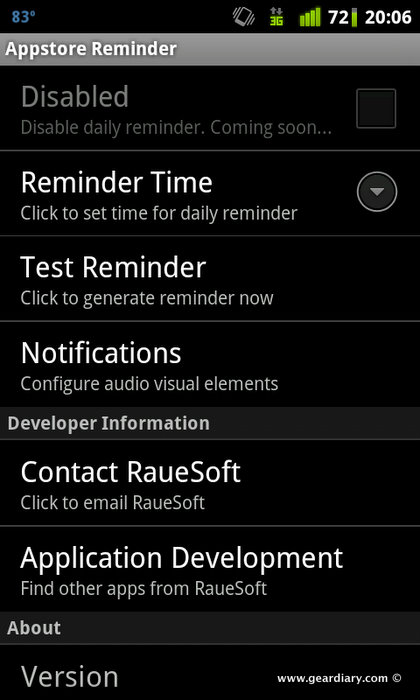 Amazon Free App Reminder Does What It Says - Amazon Android App Store