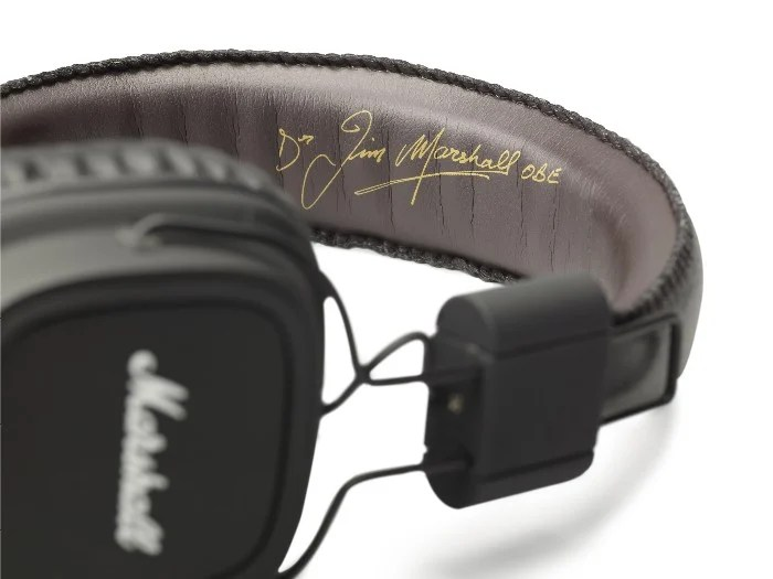 Marshall Headphones: The Major  Marshall Headphones: The Major