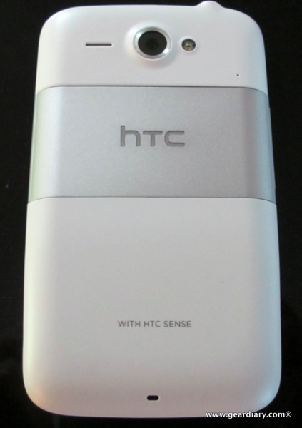 The AT&T HTC Status Android Mobile Phone Review