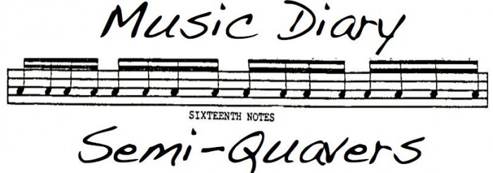 Music Diary Semi-Quavers: Quick Looks at Recent Releases in Jazz