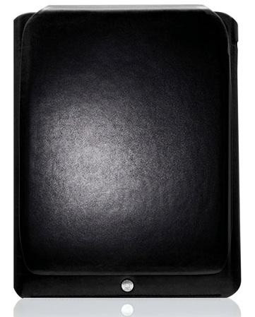 Production on Judie's One-of-a-Kind Orbino Padova Case for the iPad 2 Finishing Up