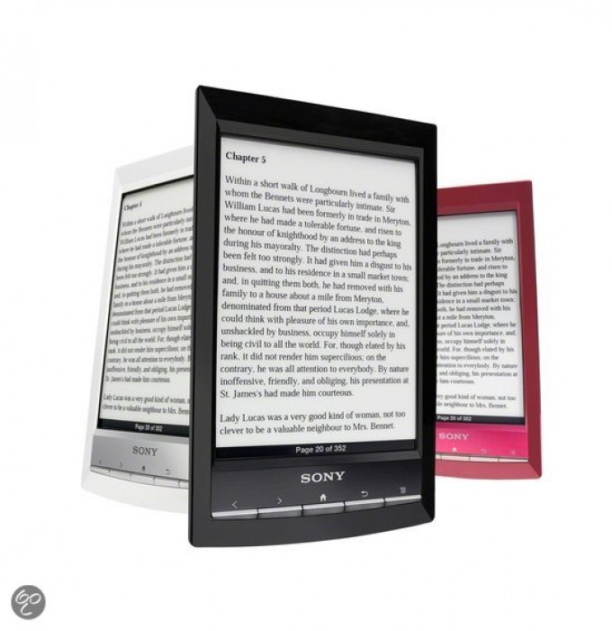 New Sony Reader Leaks: How Badly Do They WANT to Fail???