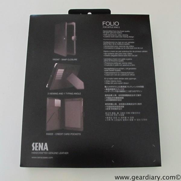 Review: Sena Folio for iPad 2  Review: Sena Folio for iPad 2  Review: Sena Folio for iPad 2
