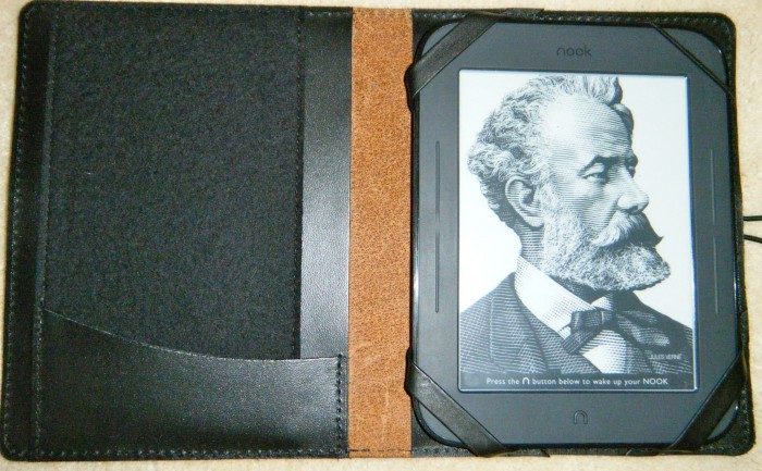 Nook Touch Cover Review: Oberon Design 'Tree of Life'