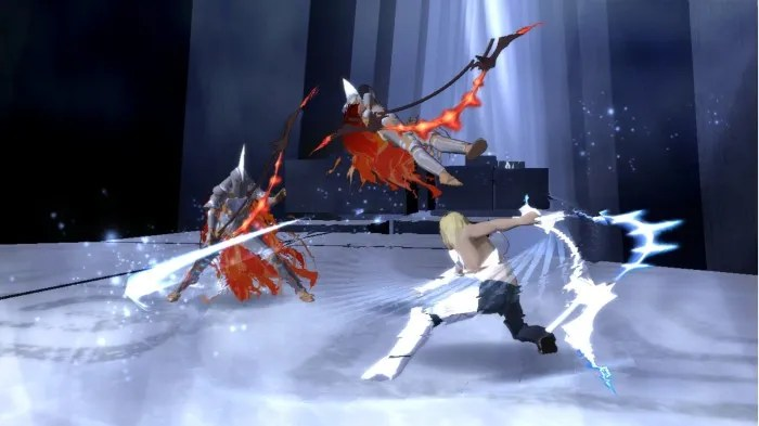 El Shaddai: Ascension of the Metatron PlayStation 3 Game Review