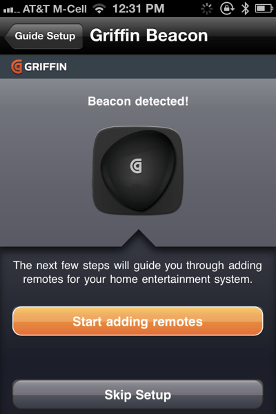 Review: Griffin Beacon Universal Remote for iOS  Review: Griffin Beacon Universal Remote for iOS  Review: Griffin Beacon Universal Remote for iOS  Review: Griffin Beacon Universal Remote for iOS  Review: Griffin Beacon Universal Remote for iOS  Review: Griffin Beacon Universal Remote for iOS  Review: Griffin Beacon Universal Remote for iOS  Review: Griffin Beacon Universal Remote for iOS  Review: Griffin Beacon Universal Remote for iOS  Review: Griffin Beacon Universal Remote for iOS