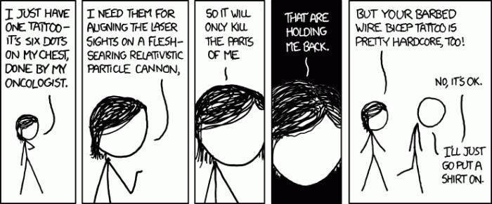When Humor Meets Harsh Reality
