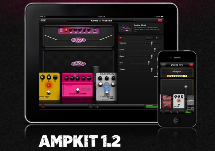 iPhone and iPad App Review: AmpKit 1.2