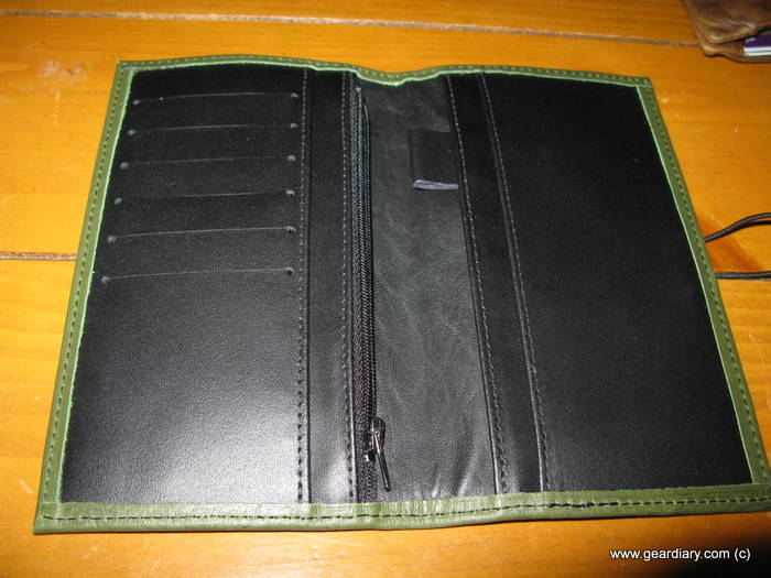 Oberon Designs Women's Wallet Review