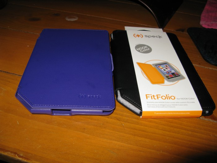 Review: Speck FitFolio for NOOKcolor