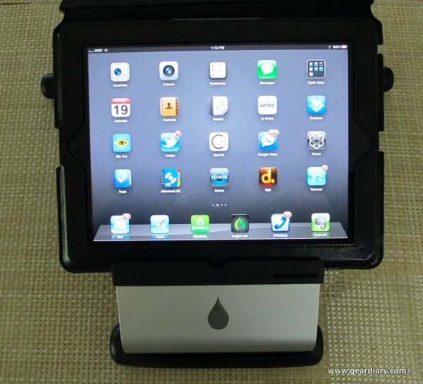 iPad Accessory Review: Rain Design iRest for iPad and iPad 2