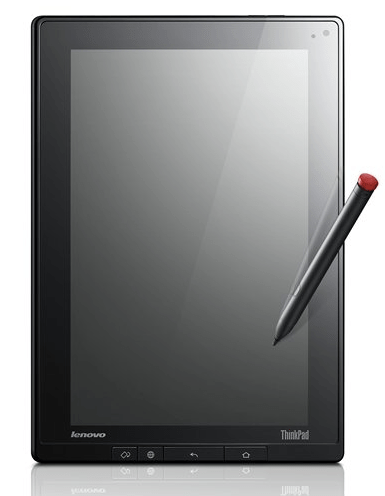 Lenovo Gets Down to Business with the ThinkPad Tablet  Lenovo Gets Down to Business with the ThinkPad Tablet