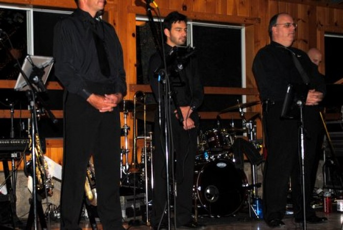iPads In Action — Wedding Band Edition