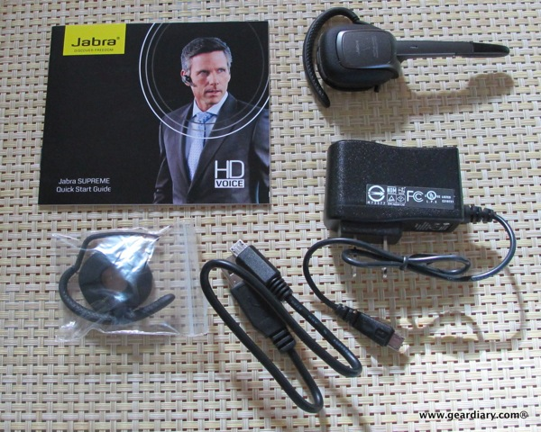 Bluetooth Headset Review: Jabra SUPREME  Bluetooth Headset Review: Jabra SUPREME  Bluetooth Headset Review: Jabra SUPREME  Bluetooth Headset Review: Jabra SUPREME