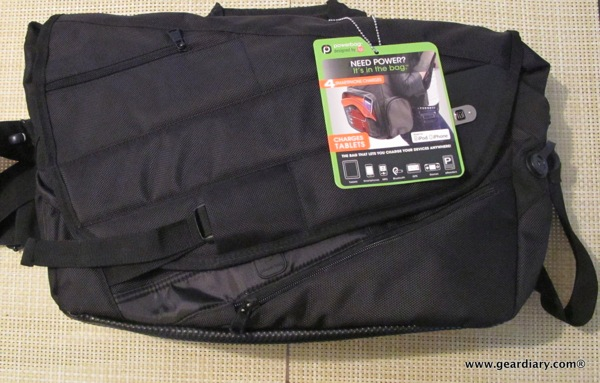 Gear Bag Review: PowerBag Messenger  Gear Bag Review: PowerBag Messenger  Gear Bag Review: PowerBag Messenger