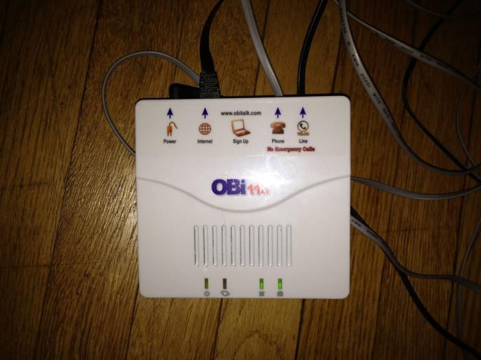 The ObiTalk Obi110 Review