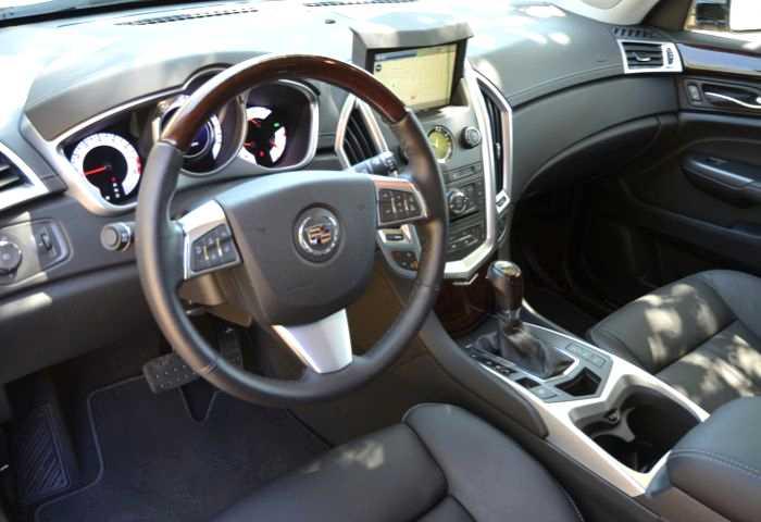 2012 Cadillac SRX Gets a New Ticker